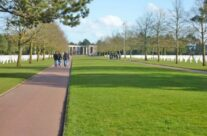 American National Cemetery, St Laurent, above Omaha Beach – Normandy and D-Day Landings Tour