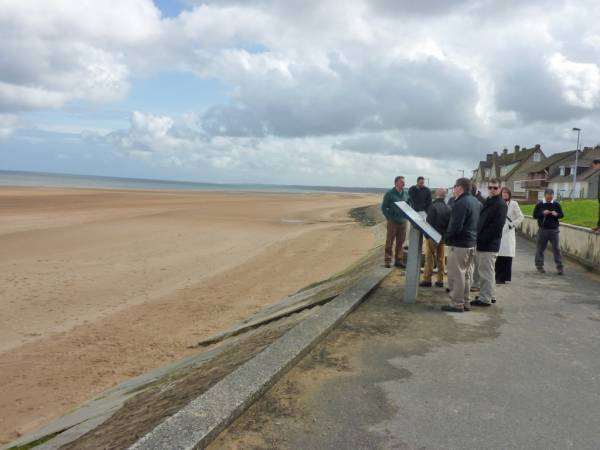 Dog Green sector – Omaha beach