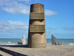 Omaha-Beach-Monument