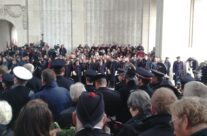 The 11 o'clock Last Post Ceremony at the Menin Gate on 11 November – 2013 Armistice Day in Ypres and Battlefield Tour