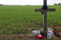 The Khaki Chums Christmas Truce Cross – Somme and Ypres Battlefield Tour