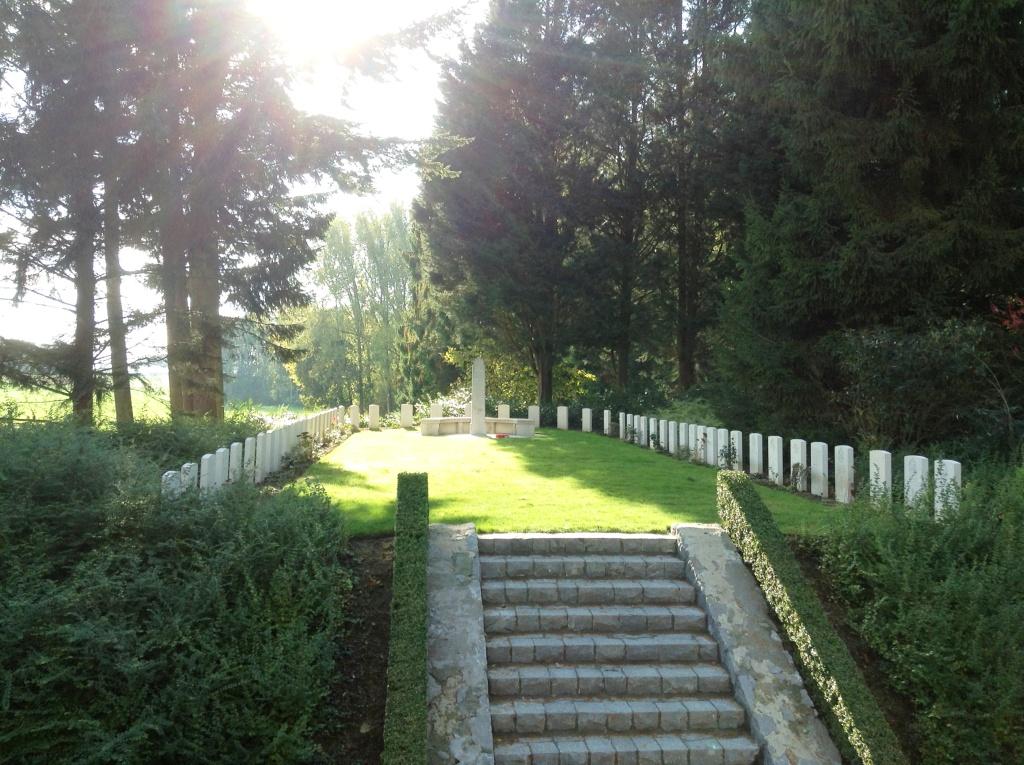 10 St Symphorien Cemetery