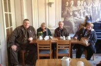 Afternoon tea at Talbot House (Every man's club), Poperinge – 2013 Armistice Day in Ypres and Battlefield Tour