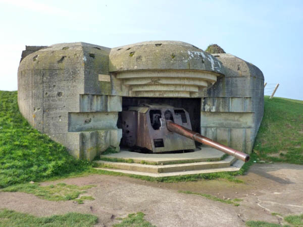 11 Longues-sur-Mer Gun Casement