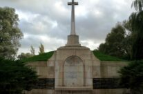 New Zealand Memorial at Messines Ridge Cemetery – Mons and Ypres Battlefield Tour