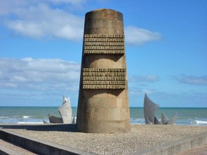 16 Omaha Beach Monument