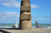 Omaha Beach Monument – Normandy and D-Day Landings Tours
