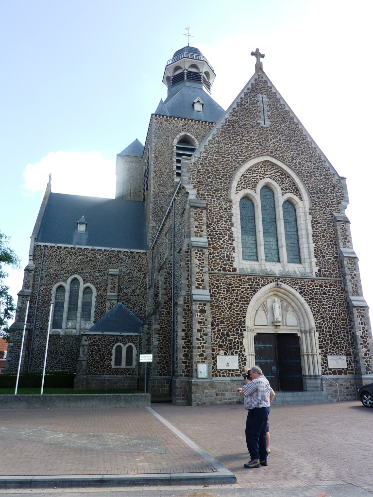 18 Messines Church