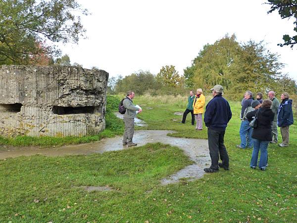 19 German Bunker Hill 60