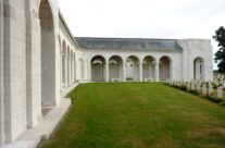 Le Touret Memorial and Cemetery – Loos and Ypres Battlefield Tour