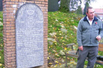 The Worcestershire Regiment Memorial, Gheluvelt – Somme and Ypres Battlefield Tour