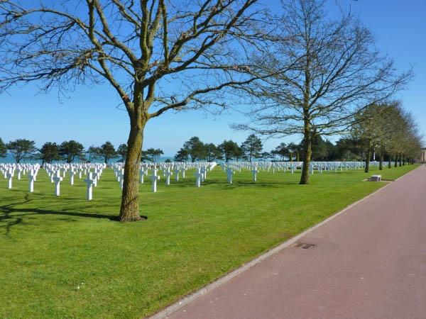 23 American Cemetery