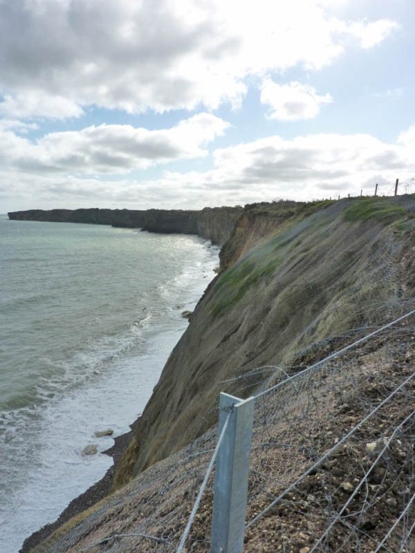 26 Cliffs at Pointe Du Hoc