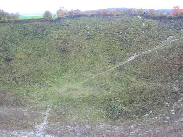 28 Lochnagar Crater