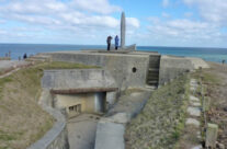 Observation Bunker at Pointe Du Hoc – Normandy and D-Day Landings Tours