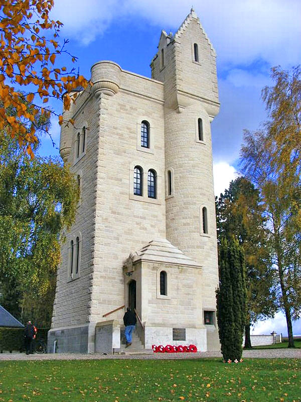 35 The Ulster Tower