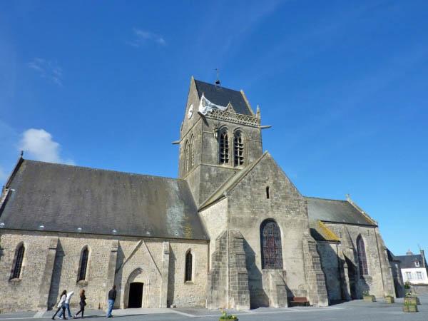 36 Ste Mere Eglise Church