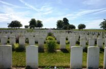 St Mary's ADS Cemetery, Loos – Loos and Ypres Battlefield Tour
