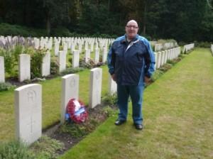Robert Clarke cemetery small