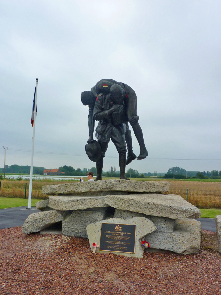 03. Cobblers Memorial, Fromelles