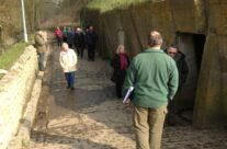 Advance Dressing Station at Essex Farm Cemetery – Ypres Salient Battlefield Tour