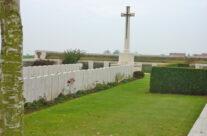 Locre Military Cemetery – Somme and Ypres Battlefield Tour