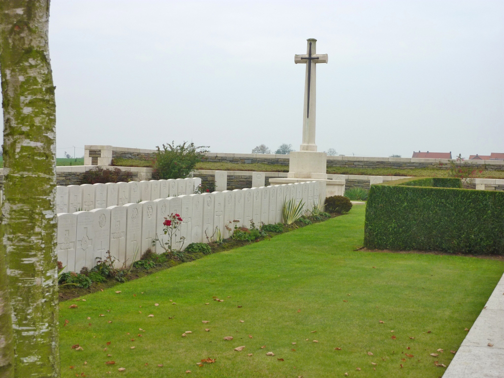 06. Locre Military Cemetery