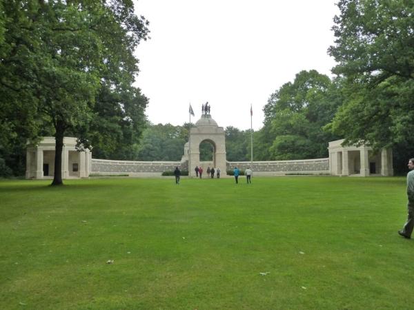 07 Delville Wood Memorial