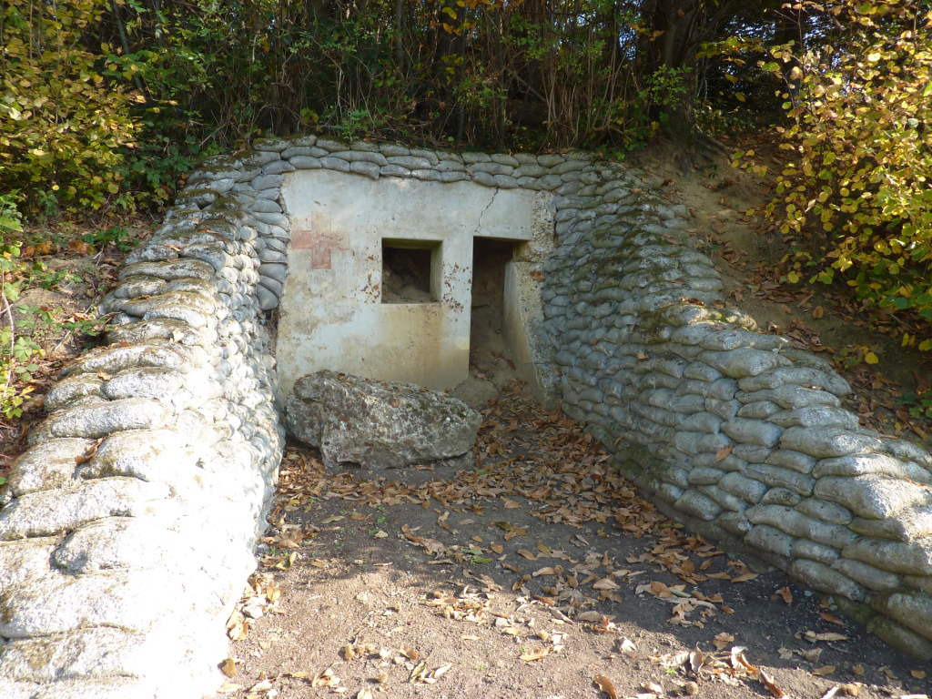 08. Medical Bunker – Part of the Lettenberg Bunker System