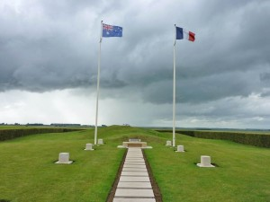 10 Site of Windmill at Pozieres