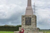 Scottish Memorial at Frezenberg Ridge, Ypres – Somme and Ypres Battlefield Tour