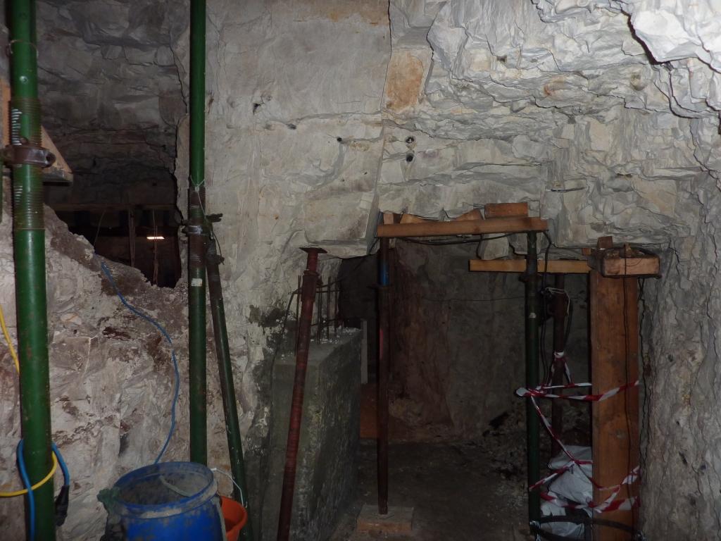 17 Underground at La Boisselle