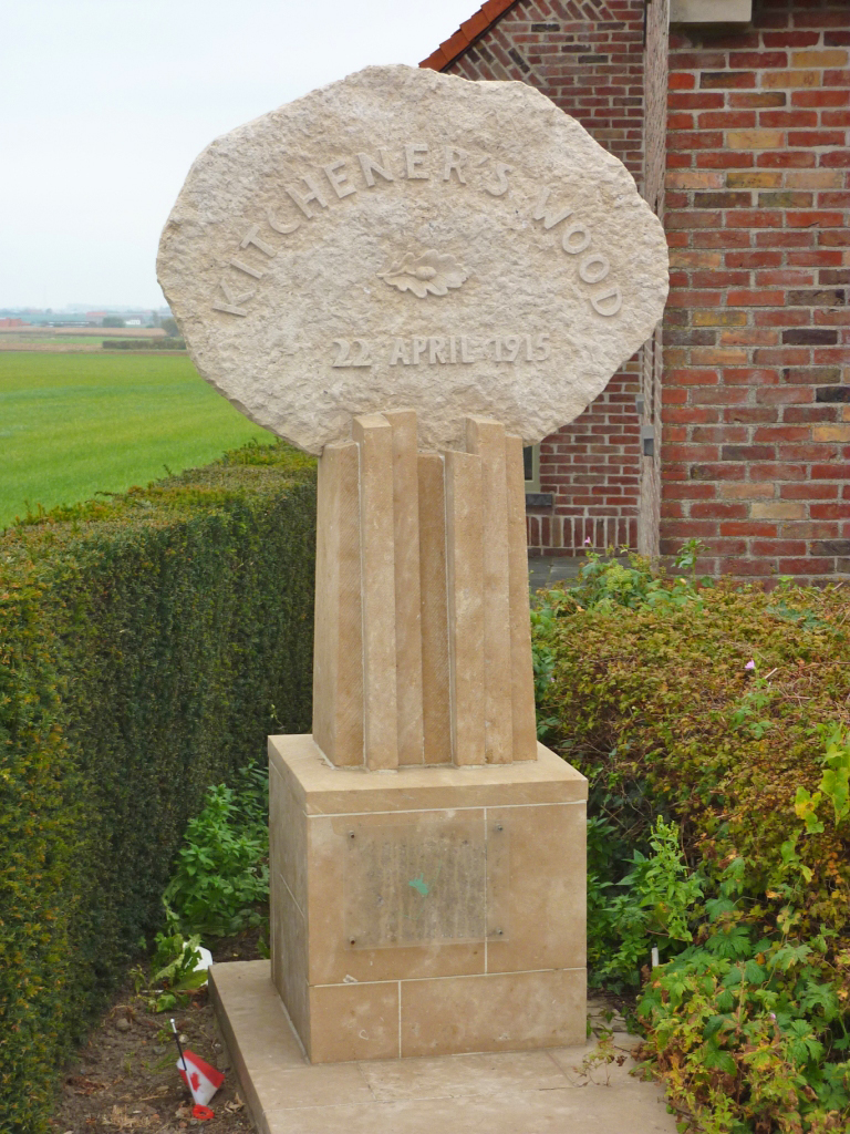 17. Kitchener Wood Memorial