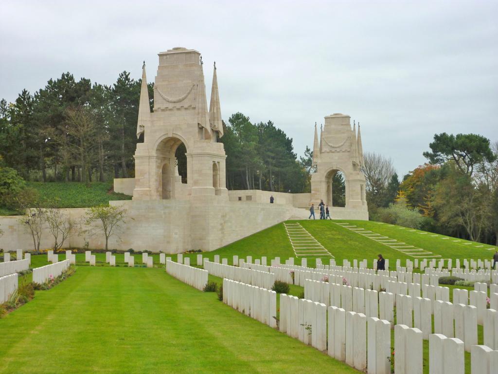 20. Etaples Military Cemetery