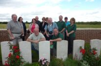 Our Tour Group – Somme Battlefield Tour