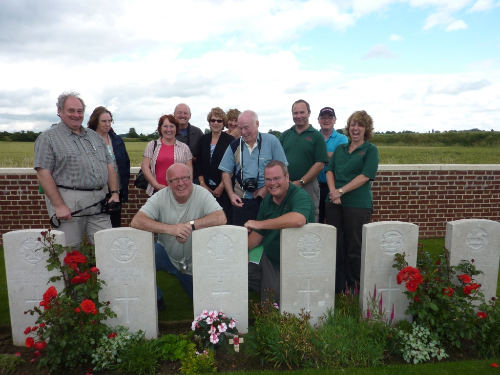 23 The July Somme Group