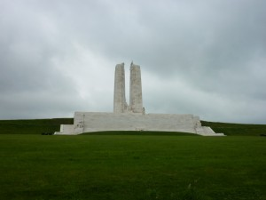 26 Vimy Ridge Canadian Memorial