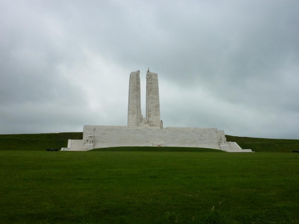 26 Vimy Ridge Canadian Memorial