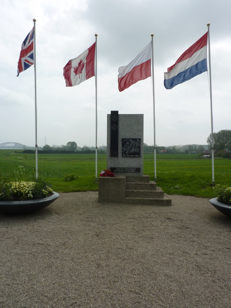 27. RE Crossing Memorial
