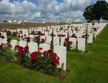 4 Serre Road Cemetery No 1