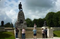 51st Highland Division Memorial at Newfoundland Park – Somme Battlefield Tour
