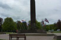 Airborne Memorial, Oosterbeek – Arnhem Battlefield Tour
