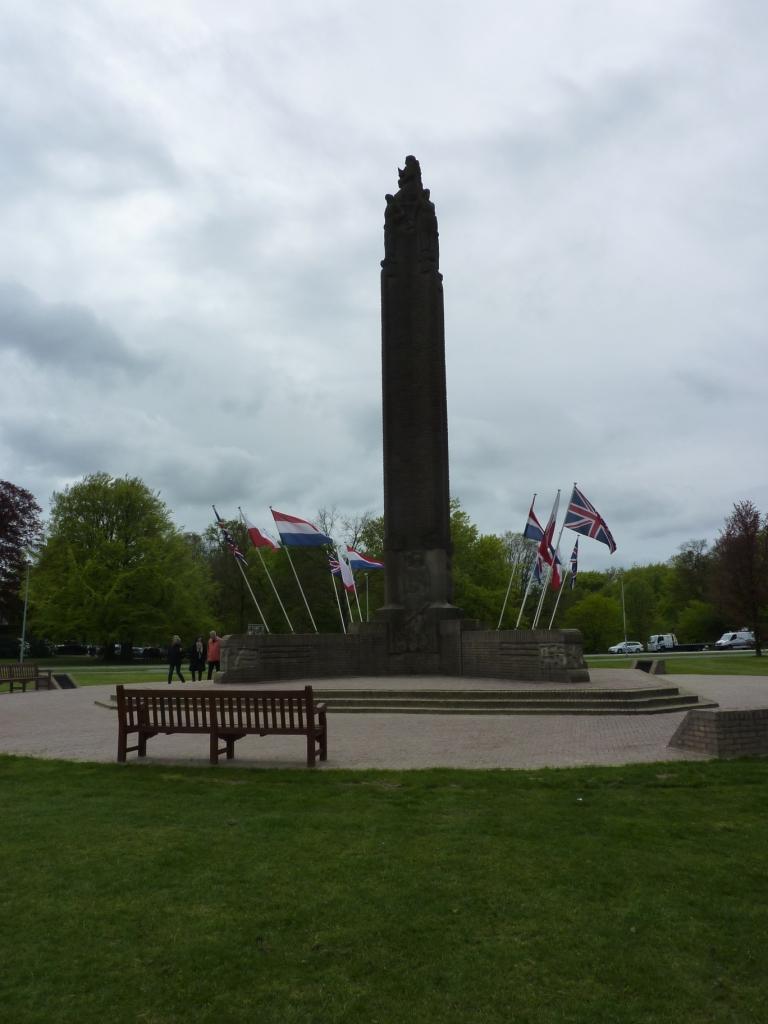 7. Airborne Memorial Oosterbeek