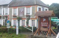 Cafe Gondree at Pegasus Bridge – Normandy & D-Day Landings 70th Anniversary Ceremony & Battlefield Tour