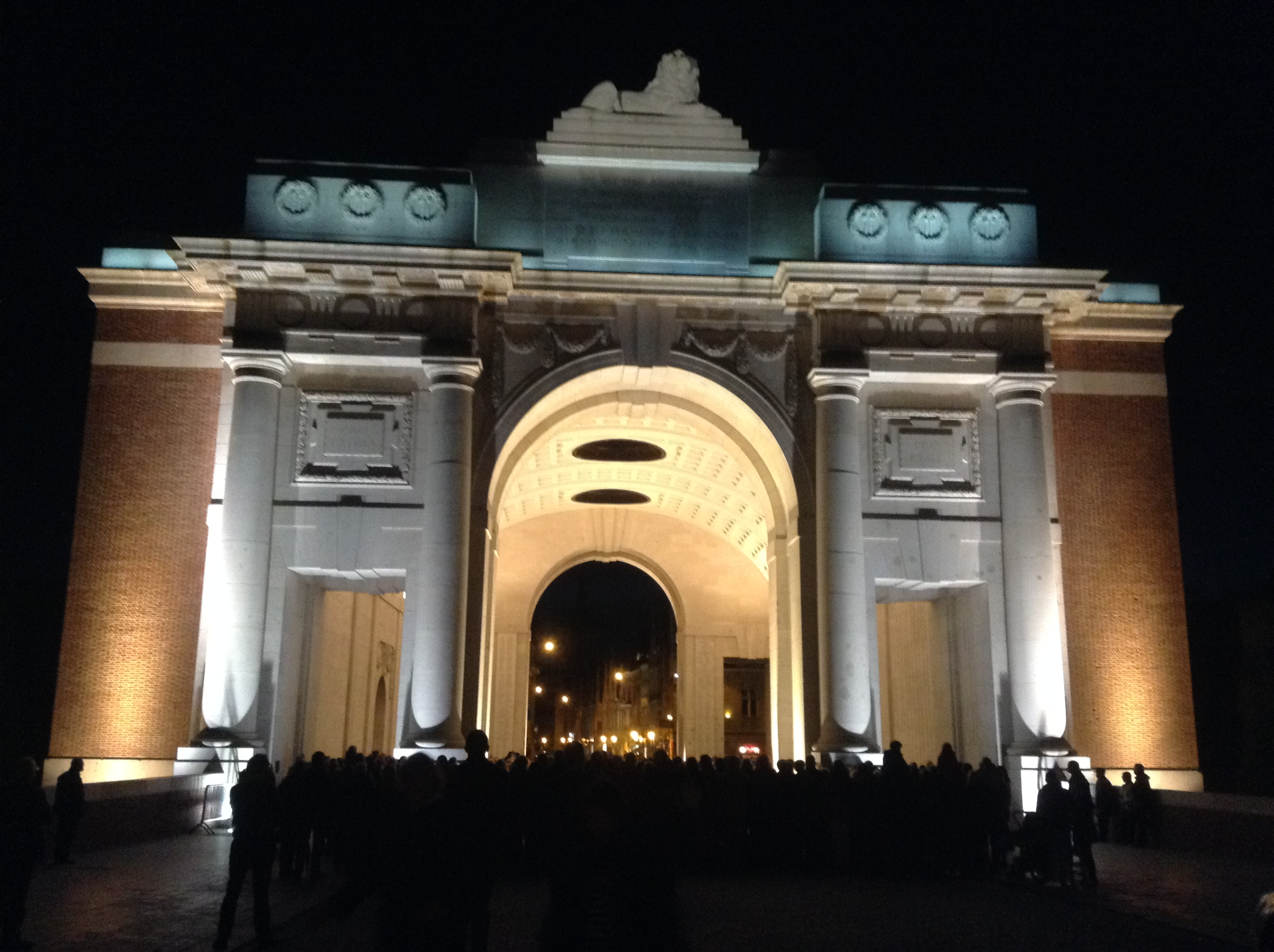 02 Last Post Ceremony at the Menin Gate