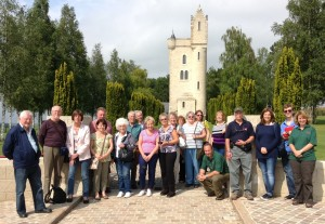 12 The Group at the Ulster Tower
