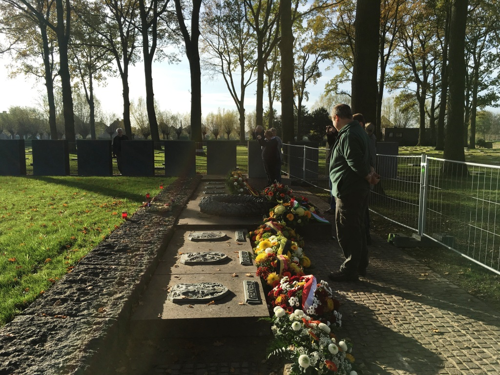 13 Langemark Cemetery