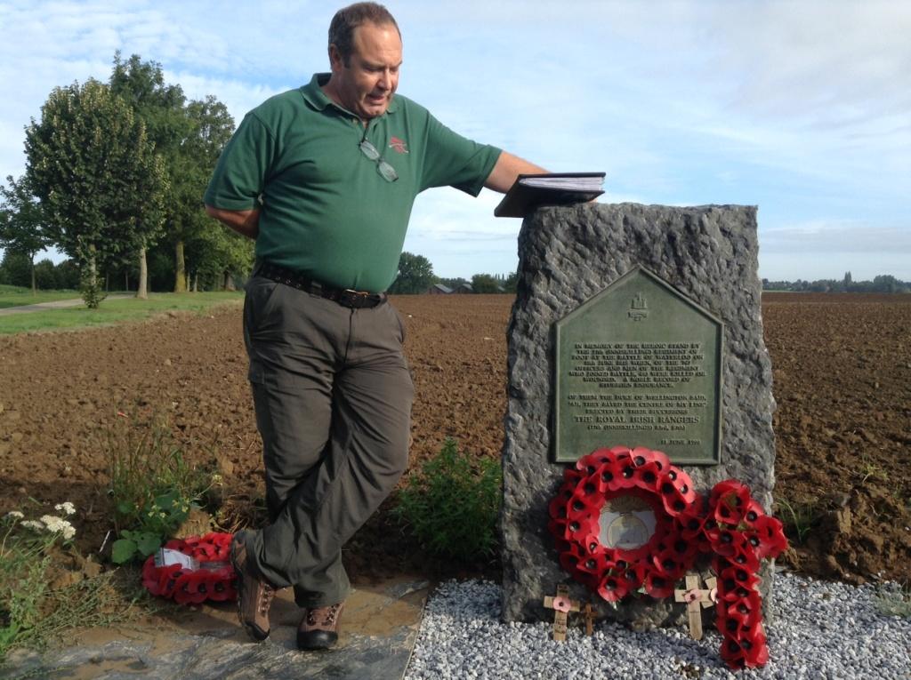 14 - 27th Inniskilling Memorial
