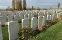 Tyne Cot, the largest Commonwealth military cemetery in the world – Armistice Remembrance Tour