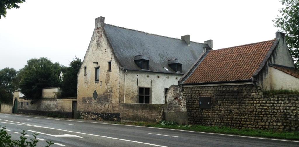 20 The Farmhouse of La Haye Sainte